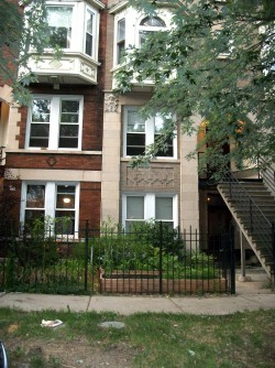 Pocket Handkerchief Garden in Chicago